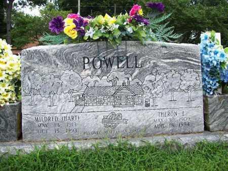 POWELL, MILDRED - Benton County, Arkansas | MILDRED POWELL - Arkansas Gravestone Photos