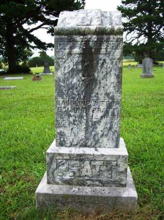PRATT, CAROLINE - Benton County, Arkansas | CAROLINE PRATT - Arkansas Gravestone Photos