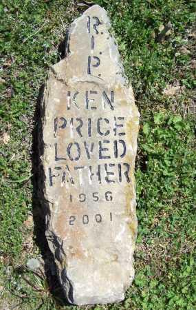 PRICE, KEN - Benton County, Arkansas | KEN PRICE - Arkansas Gravestone Photos