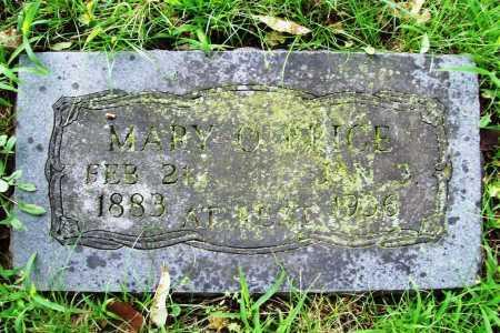 PRICE, MARY O. - Benton County, Arkansas   MARY O. PRICE - Arkansas Gravestone Photos