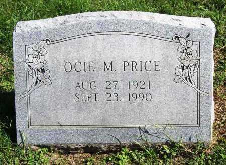 PRICE, OCIE M. - Benton County, Arkansas | OCIE M. PRICE - Arkansas Gravestone Photos