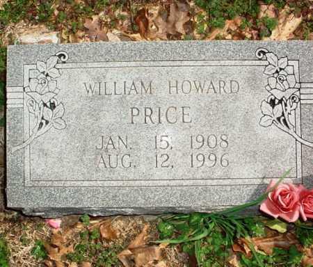 PRICE, WILLIAM HOWARD - Benton County, Arkansas | WILLIAM HOWARD PRICE - Arkansas Gravestone Photos