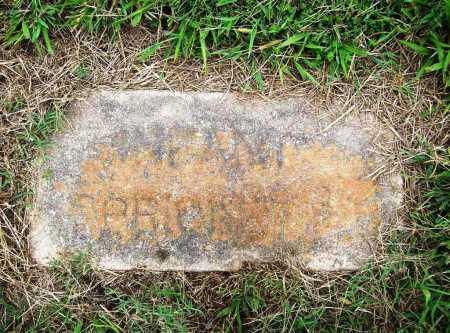PRICKETT, INFANT - Benton County, Arkansas   INFANT PRICKETT - Arkansas Gravestone Photos