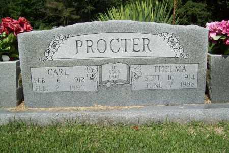PROCTER, THELMA - Benton County, Arkansas | THELMA PROCTER - Arkansas Gravestone Photos