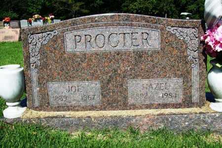 PROCTER, JOE - Benton County, Arkansas   JOE PROCTER - Arkansas Gravestone Photos