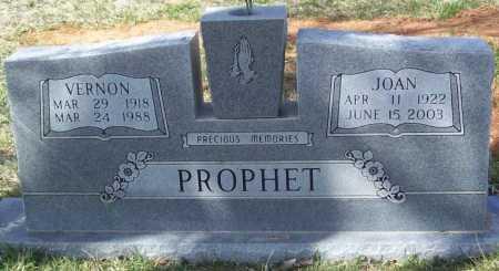 PROPHET, JOAN - Benton County, Arkansas | JOAN PROPHET - Arkansas Gravestone Photos