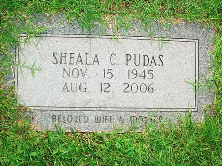 PUDAS, SHEALA C. - Benton County, Arkansas | SHEALA C. PUDAS - Arkansas Gravestone Photos