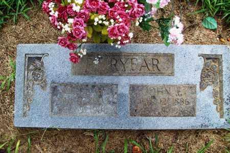PURYEAR, JOHN E. - Benton County, Arkansas | JOHN E. PURYEAR - Arkansas Gravestone Photos