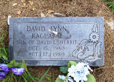 RAGLAND, DAVID LYNN - Benton County, Arkansas | DAVID LYNN RAGLAND - Arkansas Gravestone Photos