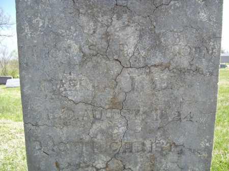 RAIN?, THOMAS A. (CLOSEUP) - Benton County, Arkansas | THOMAS A. (CLOSEUP) RAIN? - Arkansas Gravestone Photos