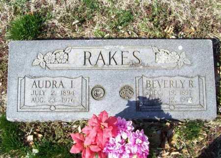 RAKES, BEVERLY R. - Benton County, Arkansas   BEVERLY R. RAKES - Arkansas Gravestone Photos