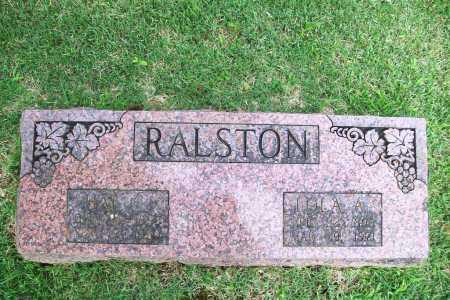 RALSTON, LOLA A. - Benton County, Arkansas | LOLA A. RALSTON - Arkansas Gravestone Photos
