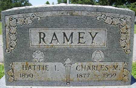 RAMEY, HATTIE I. - Benton County, Arkansas   HATTIE I. RAMEY - Arkansas Gravestone Photos