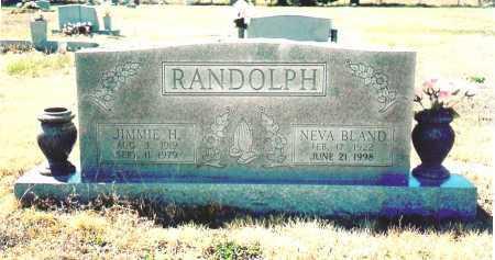 RANDOLPH, JIMMIE H. - Benton County, Arkansas | JIMMIE H. RANDOLPH - Arkansas Gravestone Photos