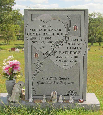 RATLEDGE, KAYLA ALISHA BUCKNER GOMEZ - Benton County, Arkansas | KAYLA ALISHA BUCKNER GOMEZ RATLEDGE - Arkansas Gravestone Photos