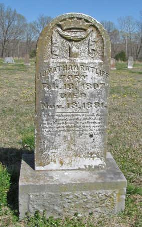 RATLIFF, JOHNATHAN - Benton County, Arkansas   JOHNATHAN RATLIFF - Arkansas Gravestone Photos