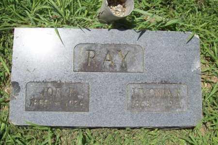 RAY, JOE P. - Benton County, Arkansas   JOE P. RAY - Arkansas Gravestone Photos