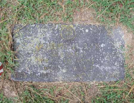 RAY (VETERAN WWI), JOSEPH H - Benton County, Arkansas   JOSEPH H RAY (VETERAN WWI) - Arkansas Gravestone Photos