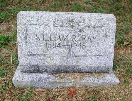 RAY, WILLIAM R. - Benton County, Arkansas | WILLIAM R. RAY - Arkansas Gravestone Photos