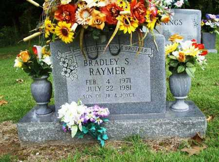 RAYMER, BRADLEY S. - Benton County, Arkansas | BRADLEY S. RAYMER - Arkansas Gravestone Photos