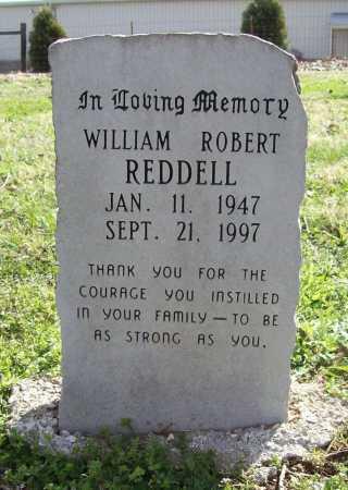 REDDELL, WILLIAM ROBERT - Benton County, Arkansas   WILLIAM ROBERT REDDELL - Arkansas Gravestone Photos