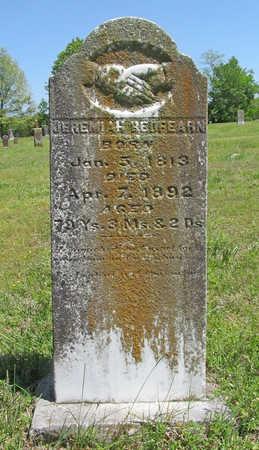 REDFEARN, JEREMIAH - Benton County, Arkansas   JEREMIAH REDFEARN - Arkansas Gravestone Photos