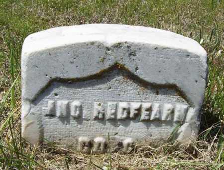 REDFEARN (VETERAN UNION), JOHN  (2) - Benton County, Arkansas   JOHN  (2) REDFEARN (VETERAN UNION) - Arkansas Gravestone Photos