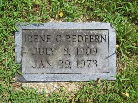REDFERN, IRENE C. - Benton County, Arkansas | IRENE C. REDFERN - Arkansas Gravestone Photos