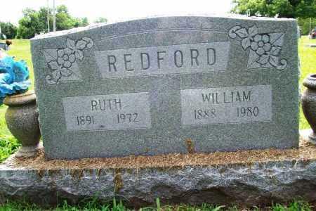 REDFORD, WILLIAM - Benton County, Arkansas | WILLIAM REDFORD - Arkansas Gravestone Photos