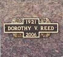 REED, DOROTHY VIVIAN - Benton County, Arkansas | DOROTHY VIVIAN REED - Arkansas Gravestone Photos