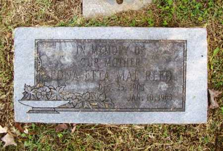 REED, EDNA ETTA MAE - Benton County, Arkansas | EDNA ETTA MAE REED - Arkansas Gravestone Photos