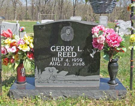 REED, GERRY LEON - Benton County, Arkansas   GERRY LEON REED - Arkansas Gravestone Photos
