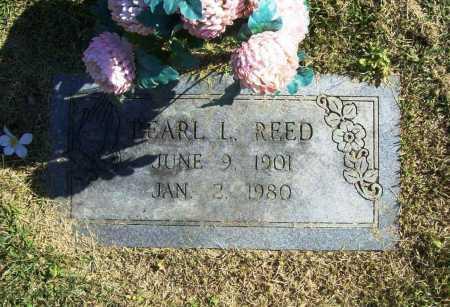 REED, PEARL L. - Benton County, Arkansas | PEARL L. REED - Arkansas Gravestone Photos