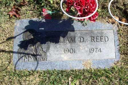 REED, WILLIAM DUTCH - Benton County, Arkansas | WILLIAM DUTCH REED - Arkansas Gravestone Photos