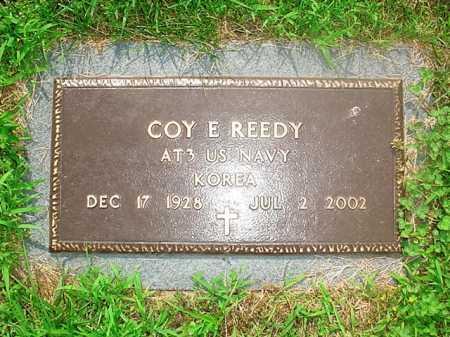 REEDY (VETERAN KOR), COY E. - Benton County, Arkansas | COY E. REEDY (VETERAN KOR) - Arkansas Gravestone Photos