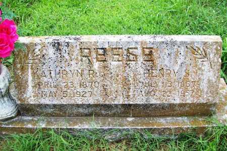 REESE, HENRY S. - Benton County, Arkansas | HENRY S. REESE - Arkansas Gravestone Photos
