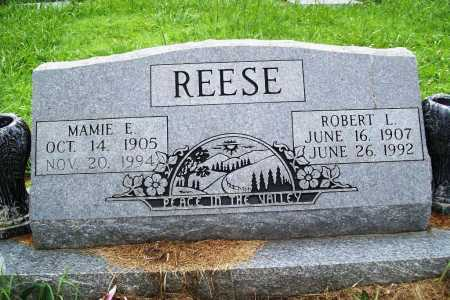 REESE, MAMIE E. - Benton County, Arkansas | MAMIE E. REESE - Arkansas Gravestone Photos