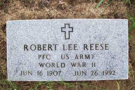 REESE (VETERAN WWII), ROBERT LEE - Benton County, Arkansas | ROBERT LEE REESE (VETERAN WWII) - Arkansas Gravestone Photos