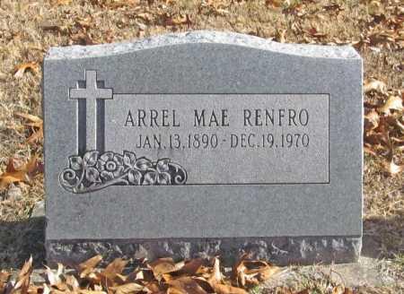 RENFRO, ARREL MAE - Benton County, Arkansas | ARREL MAE RENFRO - Arkansas Gravestone Photos