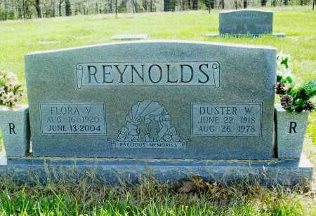 SPARKS REYNOLDS, FLORA V. - Benton County, Arkansas | FLORA V. SPARKS REYNOLDS - Arkansas Gravestone Photos