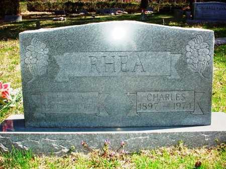 RHEA, LELA - Benton County, Arkansas | LELA RHEA - Arkansas Gravestone Photos