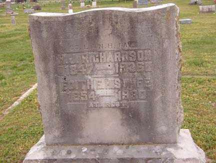 RICHARDSON, EDITH E. - Benton County, Arkansas | EDITH E. RICHARDSON - Arkansas Gravestone Photos