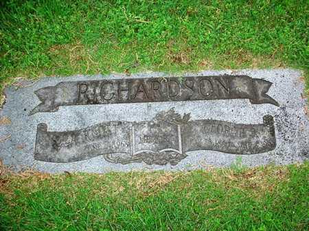 RICHARDSON, GEORGE F. - Benton County, Arkansas | GEORGE F. RICHARDSON - Arkansas Gravestone Photos