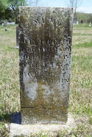 RICHARDSON, MARGARET A. - Benton County, Arkansas | MARGARET A. RICHARDSON - Arkansas Gravestone Photos