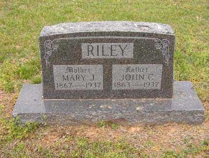 RILEY, MARY J - Benton County, Arkansas | MARY J RILEY - Arkansas Gravestone Photos