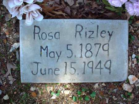 HUCKABY RIZLEY, ROSIE JANE - Benton County, Arkansas | ROSIE JANE HUCKABY RIZLEY - Arkansas Gravestone Photos