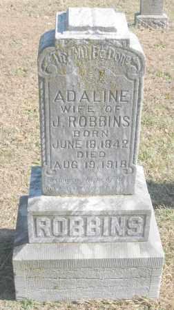 ROBBINS, ADALINE - Benton County, Arkansas | ADALINE ROBBINS - Arkansas Gravestone Photos