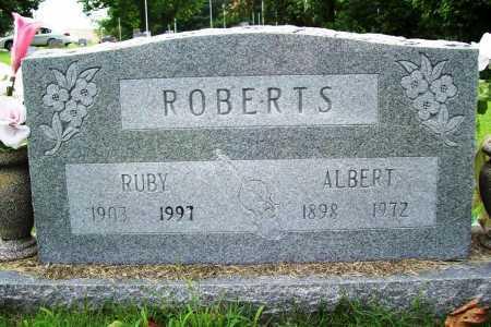 ROBERTS, RUBY - Benton County, Arkansas | RUBY ROBERTS - Arkansas Gravestone Photos