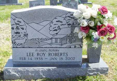 ROBERTS, LEE ROY - Benton County, Arkansas | LEE ROY ROBERTS - Arkansas Gravestone Photos