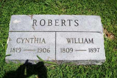 ROBERTS, WILLIAM - Benton County, Arkansas | WILLIAM ROBERTS - Arkansas Gravestone Photos